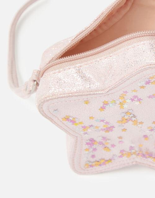 Star Sequin Cross-Body Bag, , large