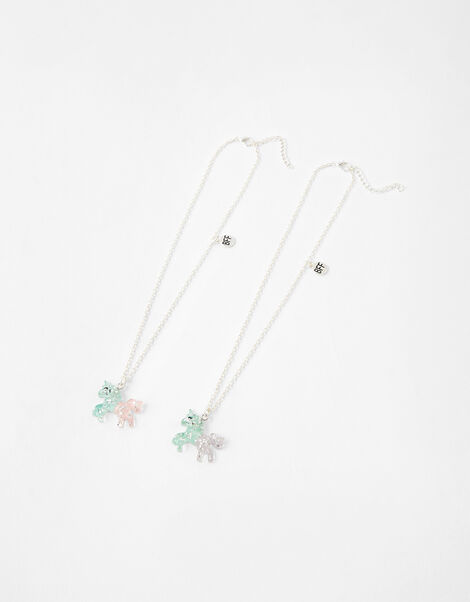 Unicorn BFF Necklace Set, , large