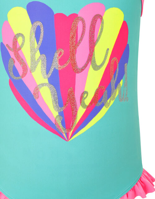 Shell Yeah Swimsuit, Multi (BRIGHTS-MULTI), large