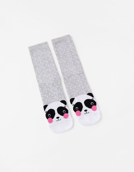 Polly Panda Socks, , large