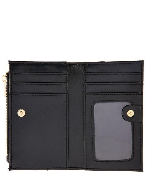 Katy Slimline Wallet, Black (BLACK), large