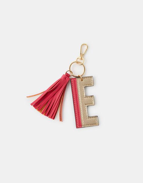 Letter Keyring - E, , large