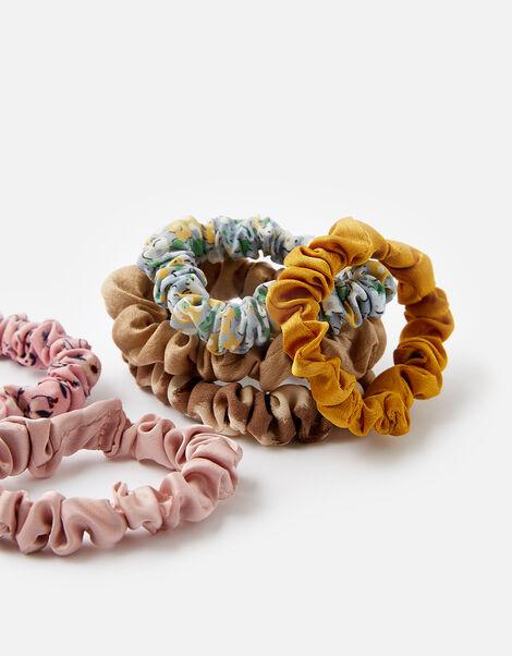 Neutral Mini Scrunchie Set, , large