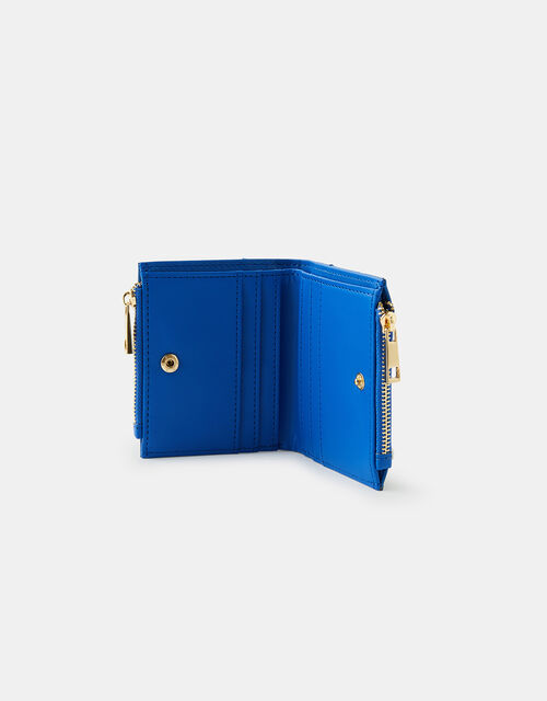 Bella Wallet, Blue (COBALT), large