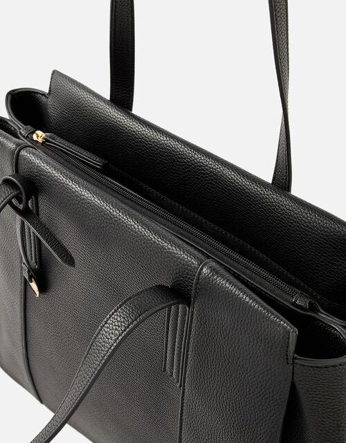 Lauren Work Bag, Black (BLACK), large