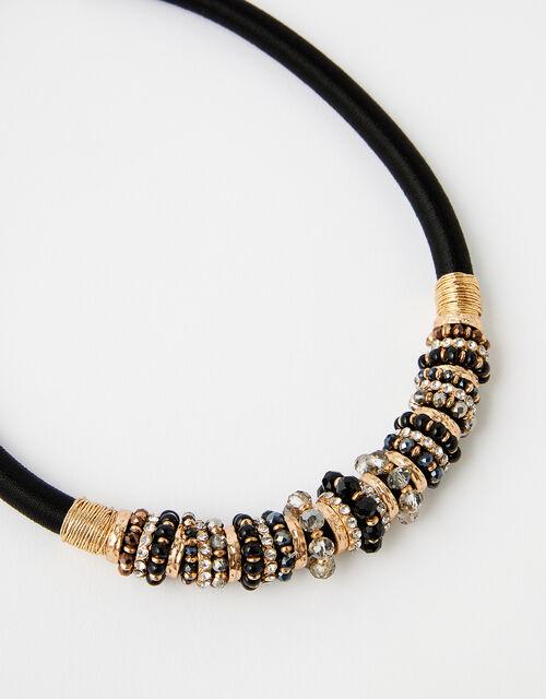 Botswana Beaded Collar Necklace, , large