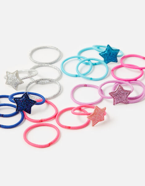 Sparkle Star Hairband Multipack, , large
