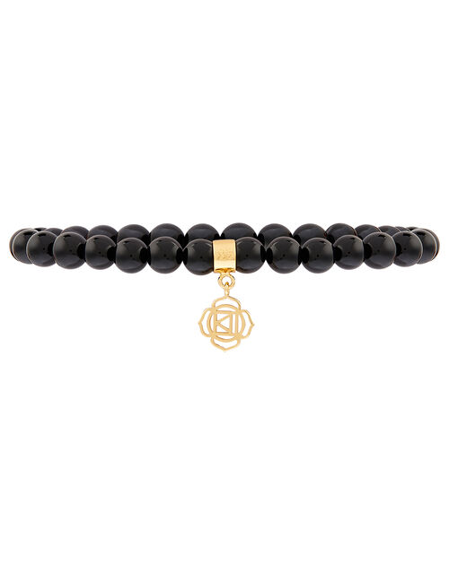 Beaded Root Chakra Bracelet, , large