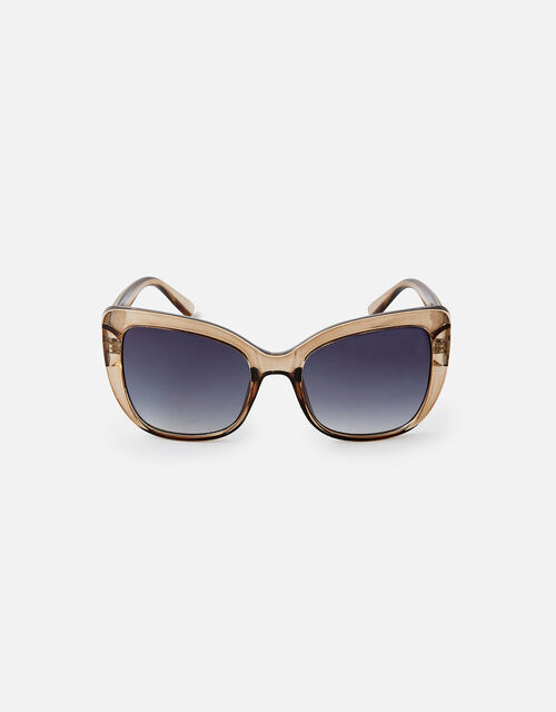 Cadence Square Cat Eye Sunglasses , , large