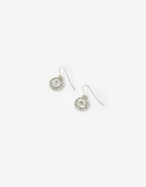 Rachel Sparkle Short Drop Earrings, , large