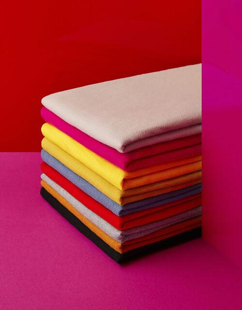 Wells Blanket Scarf Ochre, , large