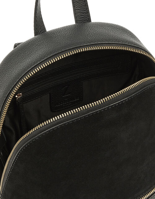 Victoria Leather Dome Backpack, , large