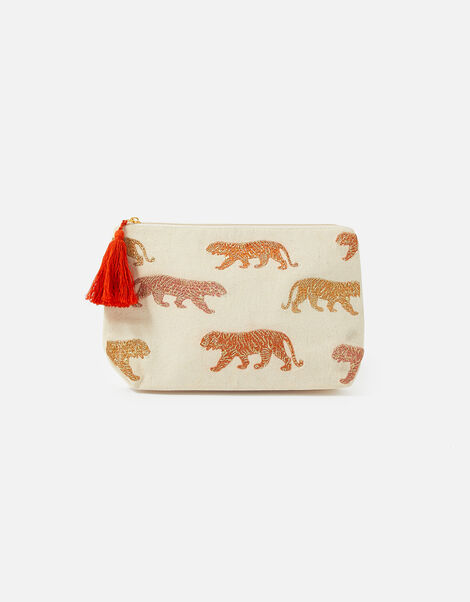 Tiger Wash Bag WWF Collaboration, , large