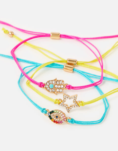 Good Vibes Friendship Bracelet Set, , large