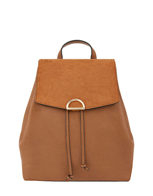Kimmi Backpack, Tan (TAN), large