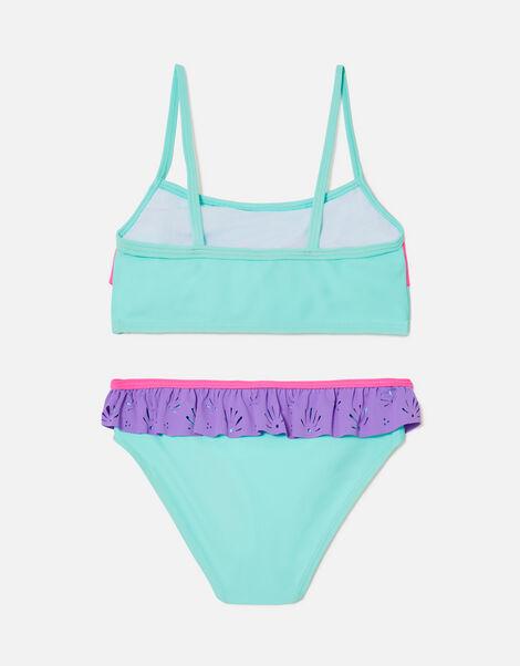 Laser-Cut Shell Bikini Set Multi, Multi (BRIGHTS-MULTI), large