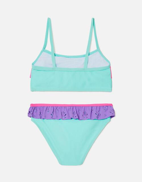 Laser-Cut Shell Bikini Set, Multi (BRIGHTS-MULTI), large