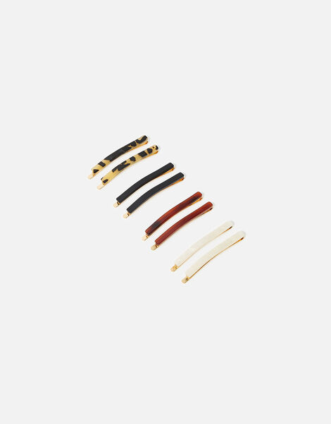 Tort Hair Grip Set , , large
