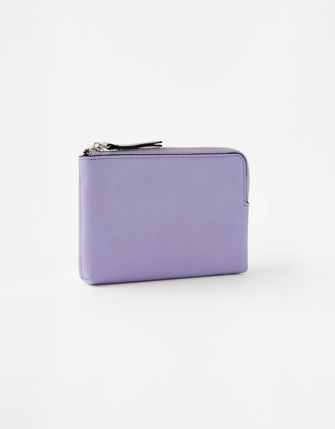 Chloe Coin and Cardholder  Purple, Purple (LILAC), large