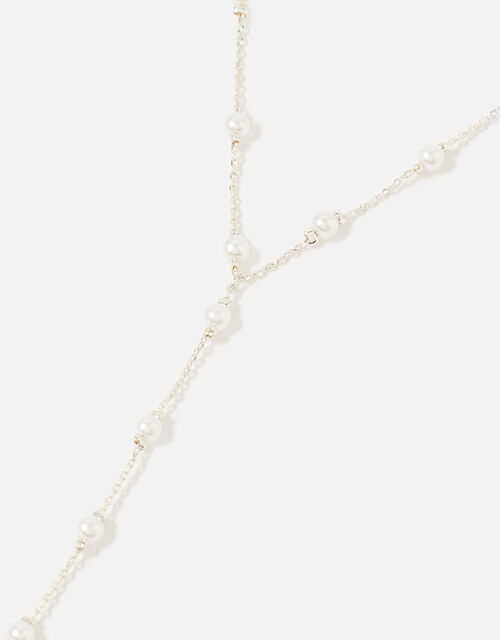 Berry Blush Pearly Necklace, , large