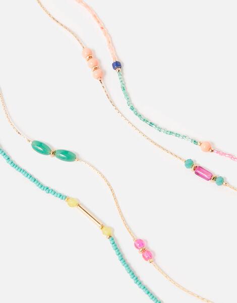 Island Vibes Jennie Beaded Rope Necklace, , large