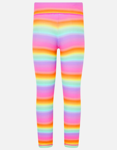 Rainbow Ombre Leggings, Multi (BRIGHTS-MULTI), large