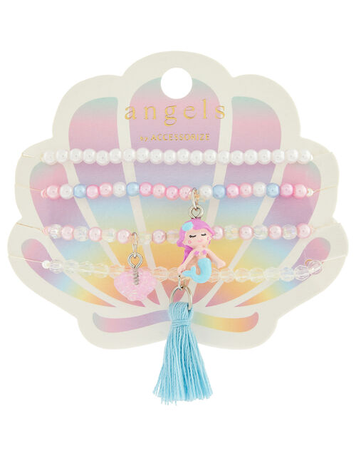 Mermaid Stretch Bracelet Set, , large