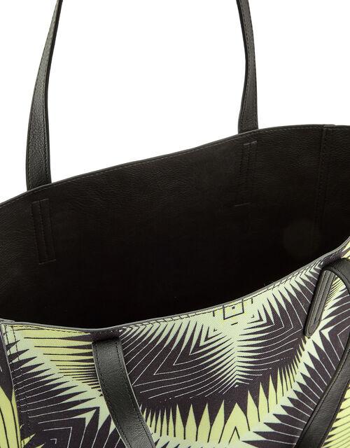 Reversible Aztec Tote Bag, , large