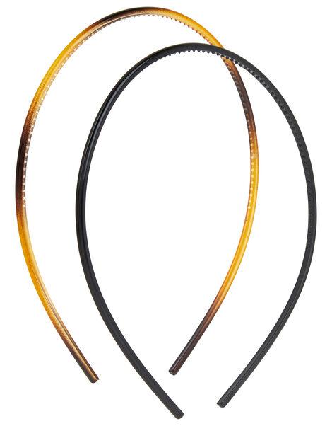 Basic Skinny Headband Set, , large