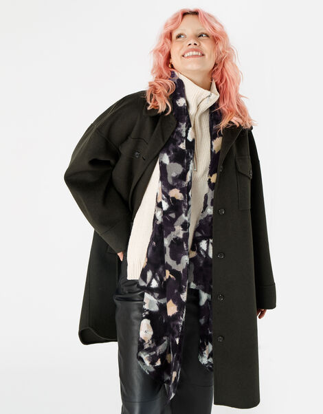 Midnight Meadow Supersoft Blanket/Scarf, , large