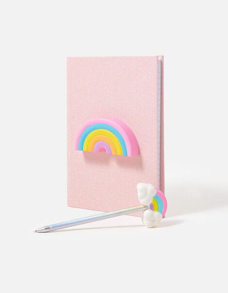 Squishy Rainbow Stationery Set, , large