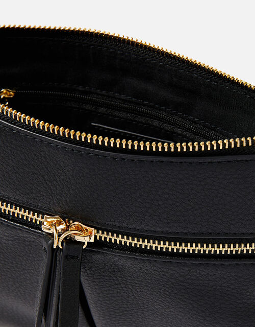Ella Cross-Body Bag , Black (BLACK), large