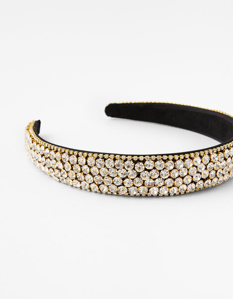 Diamante Headband, , large