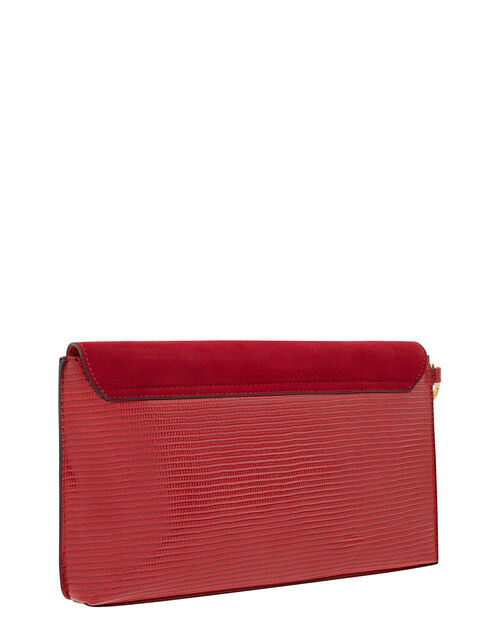 Slim Wristlet Clutch Bag, , large