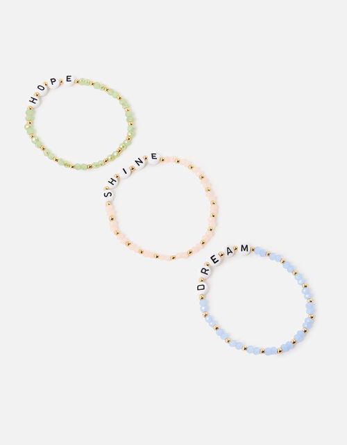 Feel Good Beaded Bracelet Set, , large