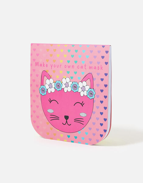 Make-Your-Own Cat Mask Book, , large