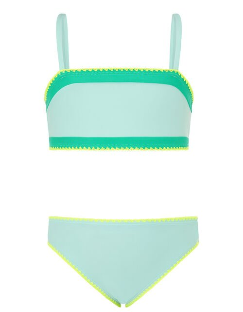 Colour-Block Bikini Set, Multi (BRIGHTS-MULTI), large