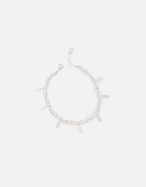 Layered Charmy Anklet , , large