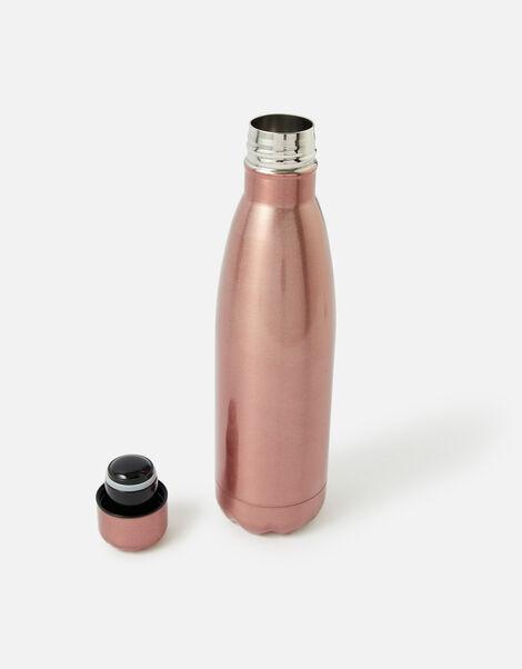 Plain Double-Walled Metal Water Bottle, , large