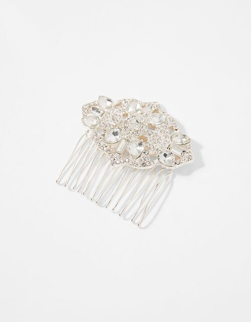 Crystal Hair Comb, , large