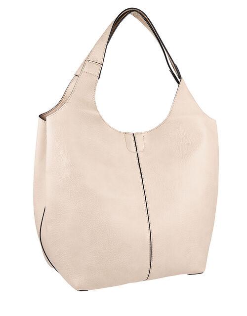 Kathy Tote Bag, Grey (LIGHT GREY), large