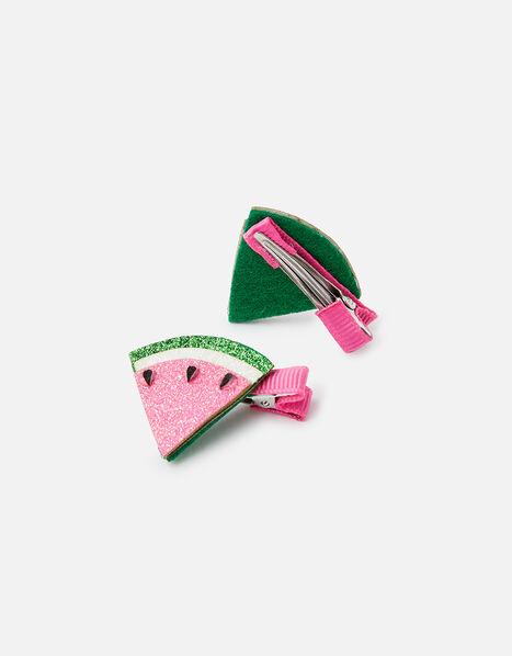 Watermelon Salon Clips , , large