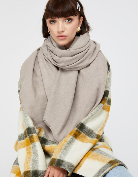 Take Me Everywhere Woven Scarf, , large