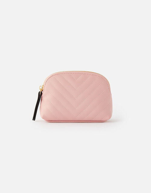 Zip Pouch Bag, Pink (PINK), large