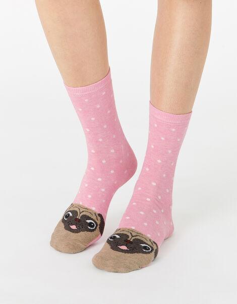 Polly Pug Socks , , large