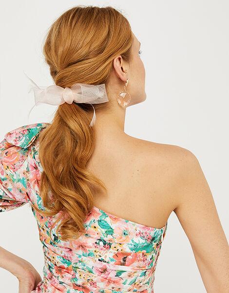 Ella Bow Hair Clip Pink, Pink (PALE PINK), large
