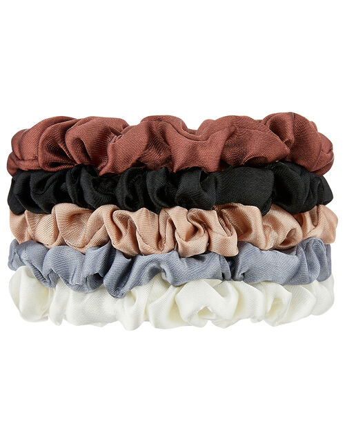 Mini Hair Scrunchie Multipack, , large