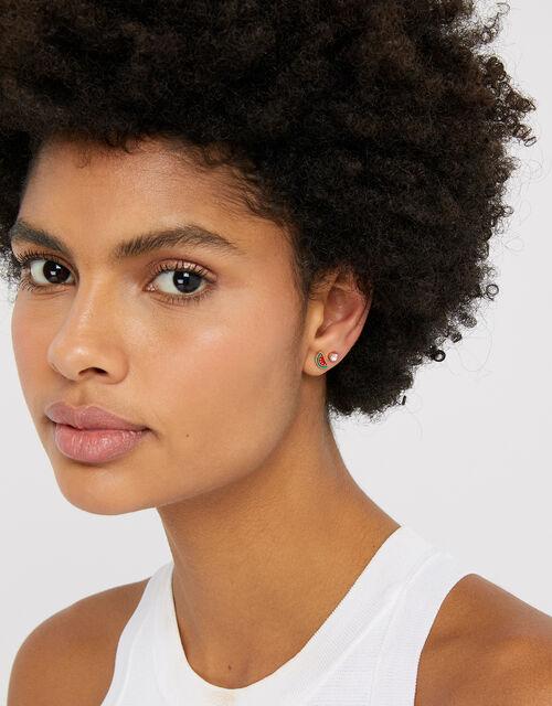 Ivory Coast Stud Earring Multipack, , large