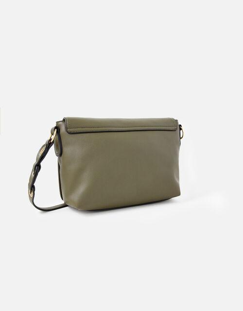 Avani Cross-Body Bag , Green (KHAKI), large