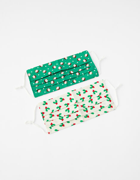 Christmas Face Covering Set, , large